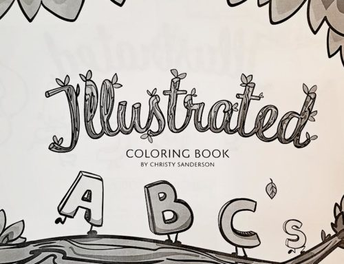 Free Coloring Book + Contest!