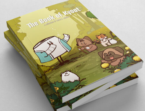 SDCC at Home, Book of Kyoot 3 Preorders!